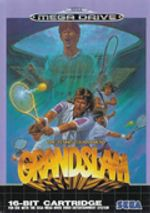 Jaquette Grandslam: The Tennis Tournament