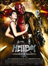 Affiche Hellboy II : Les Légions d'or maudites