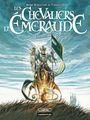Couverture Les Enfants magiques - Les Chevaliers d'Émeraude, tome 1