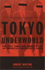 Couverture Tokyo Underworld