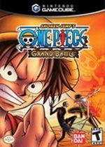 Jaquette Shonen Jump's One Piece Grand Battle