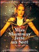 Affiche Miss shumway jette un sort