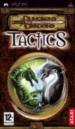Jaquette Dungeons & Dragons : Tactics