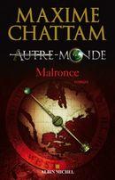 Couverture Malronce - Autre-Monde, tome 2