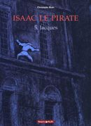 Couverture Jacques - Isaac Le Pirate, tome 5