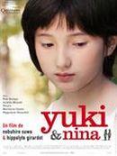 Affiche Yuki et Nina