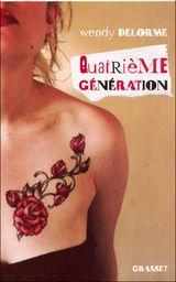Couverture Quatrième génération