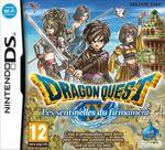 Jaquette Dragon Quest IX : Les Sentinelles du firmament