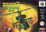 Jaquette Nuclear Strike 64