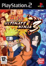 Jaquette Naruto : Ultimate Ninja 3