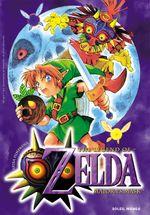 Couverture The Legend of Zelda : Majora's Mask