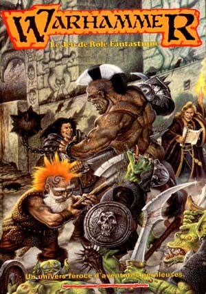 Couverture Warhammer V1
