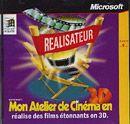 Jaquette Mon atelier cinéma 3D