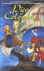 Affiche Pico et Columbus - Le voyage magique