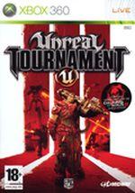 Jaquette Unreal Tournament III