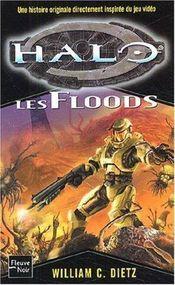 Couverture Les Floods - Halo, tome 2