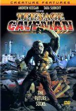 Affiche Teenage Caveman