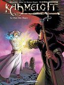 Couverture Le Duel des mages - Kaamelott, tome 6