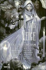 Couverture Fables : 1001 Nuits de Neige