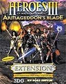 Jaquette Heroes of Might and Magic III : Armageddon's Blade