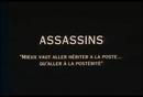 Affiche Assassins...