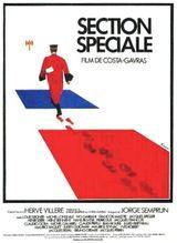 Affiche Section spéciale