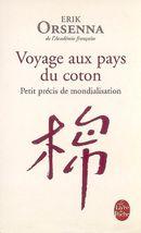 Couverture Voyage aux pays du coton