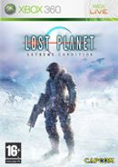Jaquette Lost Planet : Extreme Condition