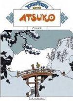 Couverture Atsuko - Jonathan, tome 15