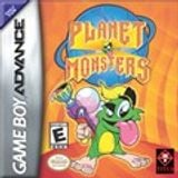 Jaquette Planet Monsters