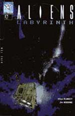 Couverture Aliens : Labyrinth