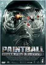 Affiche Paintball