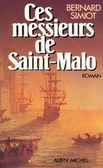 Couverture Ces messieurs de Saint-Malo