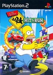 Jaquette The Simpsons Hit & Run