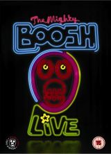 Affiche The Mighty Boosh Live