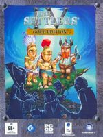 Jaquette The Settlers IV