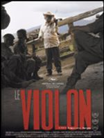 Affiche Le Violon