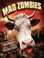 Affiche Mad Zombies