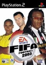 Jaquette FIFA 2003