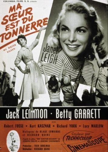 [A bord du Broadway Limited] Quelques incontournables du cinéma américain des années 50 selon Malika Ferdjoukh Ma_soeur_est_du_tonnerre