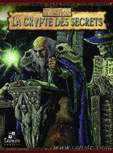 Couverture La Crypte des Secrets