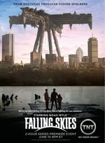 Affiche Falling Skies