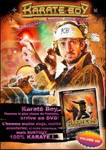 Affiche Karaté Boy, le dernier homme sur Terre