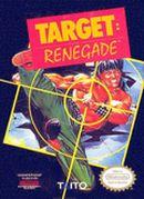 Jaquette Target : Renegade