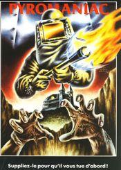 Affiche Pyromaniac