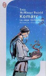 Couverture Komarr - La Saga Vorkosigan, tome 12