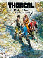 Couverture Moi, Jolan - Thorgal, tome 30