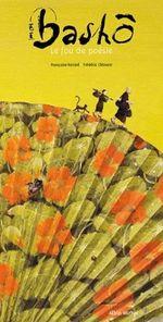 Couverture Bashô : Le fou de poésie