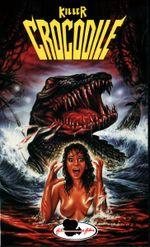 Affiche Killer Crocodile