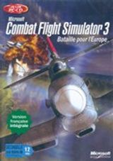 Jaquette Combat Flight Simulator 3 : Bataille pour l'Europe